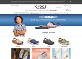 screenshot Crocs