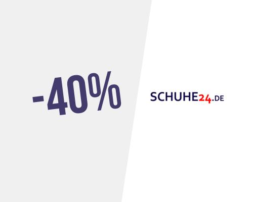 detailed look 89583 1ceac Schuhe24 Gutschein → 40% Rabatt - September 2019 ...