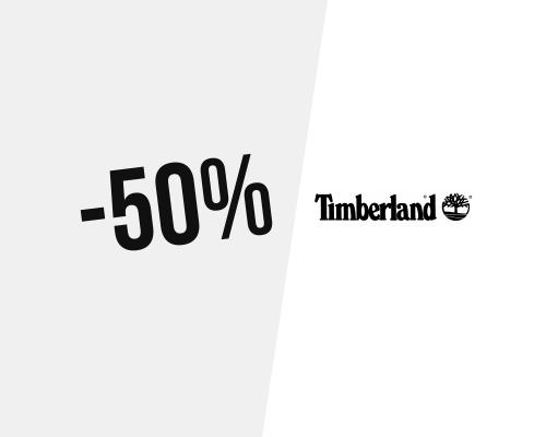 Timberland Gutschein: 10% + 50% Rabatt September 2019