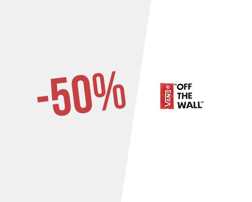 Vans Gutschein → 50% Rabatt Februar 2020